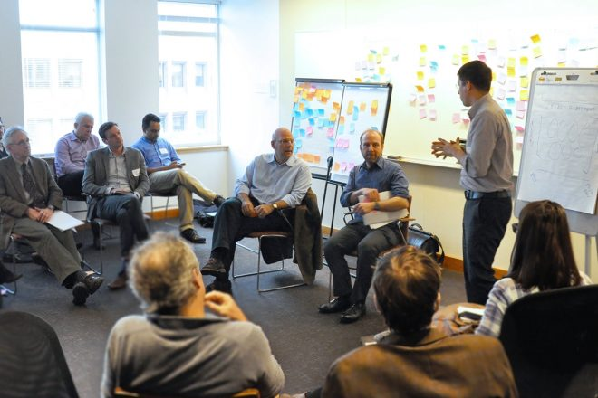 doing development differently workshop