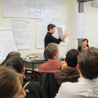 civil society innovation initiative co creation workshop