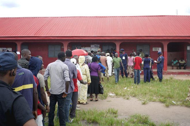 elections in nigeria