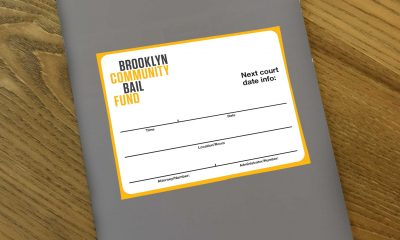 Front of folder given to clients with court appointment reminder