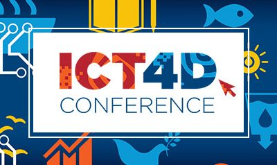ict4d conference logo