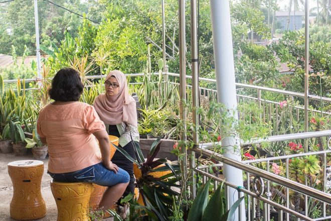 design research interview in indonesia