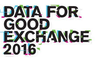 bloomberg data for good exchange 2016 logo