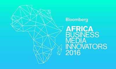 Bloomberg africa business media innovation logo