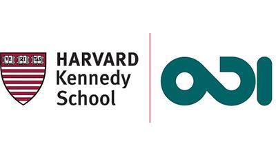 harvard kennedy logo and odi logo