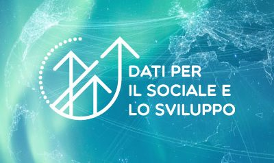 dati per il sociale e lo sviluppo logo