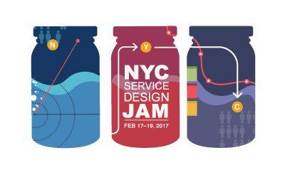 service design jam logo