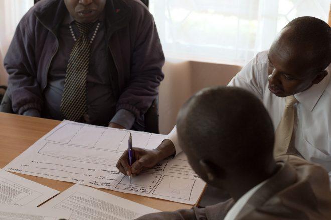 Creating user personas in Kenya