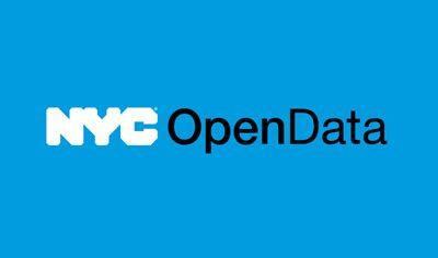 NYC Open Data logo