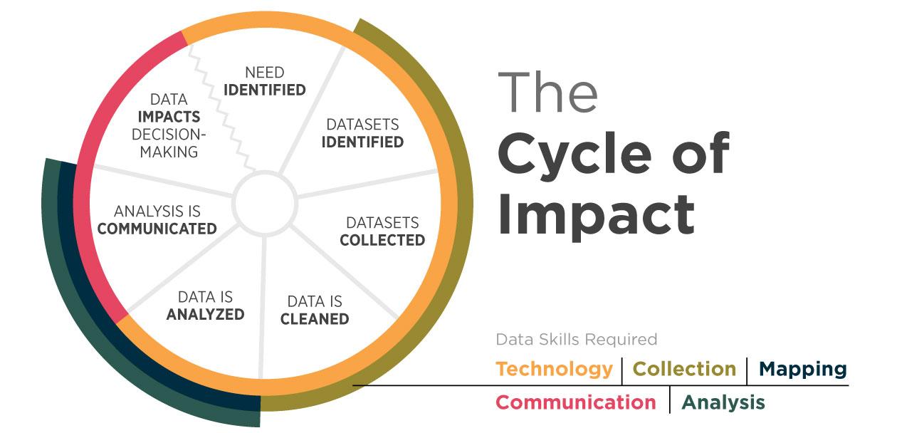 cycle of impact visual