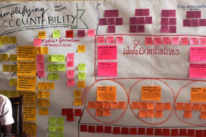 Amplifying Accountability workshop