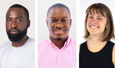 Mohammed Maikudi, Abayomi Akinbo, Alyssa Kropp